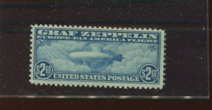 Scott C15 Graf Zeppelin Air Mail Mint Stamp w/PF Cert (Stock C15-PF2)