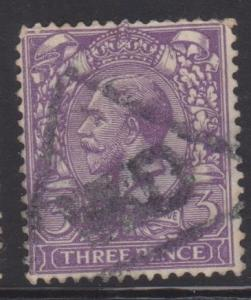 Great Britain Sc#192 Used