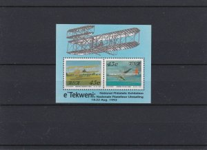 RSA034) South Africa – 1993 Aviation in South Africa, set of 25 & M/S, MUH