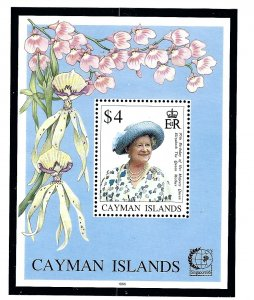 Cayman Is 709 MNH 1995 Queen Mother Birthday  S/S
