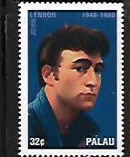PALAU, 384, MNH, JOHN LENNON 1940-1980