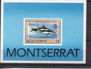 Montserrat 757 MNH .