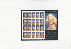 Marilyn Monroe  Scott #2967