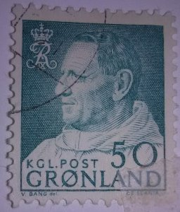 Greenland Huge Discounts up to 75% off #58 used was $10.00