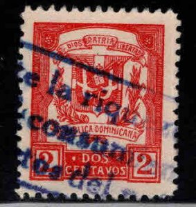 Dominican Republic Scott 234 Used coat of arms stamp