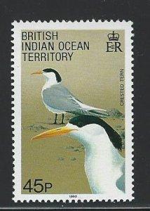 British Indian Ocean Territory mnh sc 100