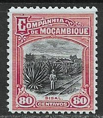 Mozambique Company ~ Scott # 141 ~  Unused ~ No Gum