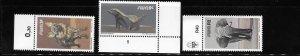 South West Africa 1980-85 Animals Elephant Sc 449, 455, 463 MNH A1603
