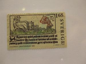 Sweden #1449 used SF