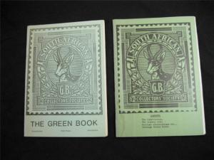 GREEN BOOK (1986) & CONSTITUTION OF THE  SOUTH AFRICA COLLECTORS SOCIETY