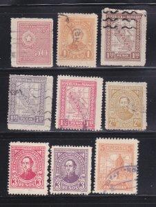 Paraguay 285, 289-293, 295-296, 299 U Various