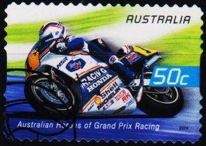 Australia. 2004 50c S.G.2451 Fine Used