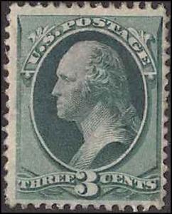 USA #158 MNH VF