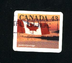 Canada #1389   -2   used VF  PD