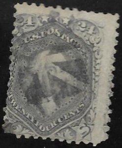 USA 1863 - Scott #78B *