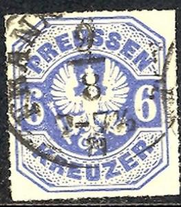 Prussia #26 Used VF