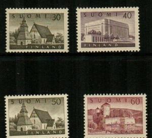 Finland Scott 336-338A Mint NH (Catalog Value $26.35)