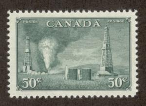 CANADA SC# 294 F-VF MNH 1950