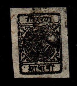 Nepal 12B Used
