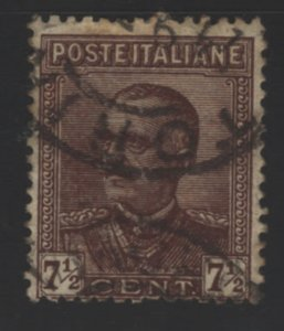 COLLECTION LOT 5397 ITALY #197 1928 CV+$11