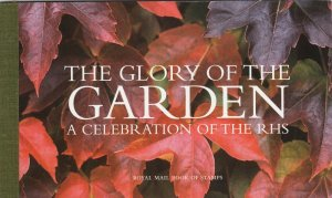 GB QEII 2004 Glory of Garden Prestige Booklet DX33 MNH JK1756