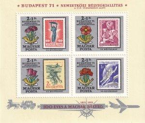 Hungary #B293 MNH  CV $2.75 (Z2408L)
