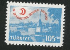TURKEY Scott B74 MNH** 1959 TB stamp
