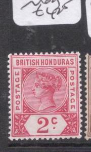British Honduras SG 52 MOG (4dlu)