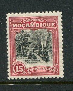 Mozambique Company #130 mint- Penny Auction