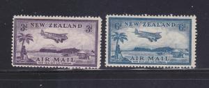 New Zealand C7-C8 MH Planes
