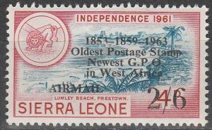Sierra Leone #C10  MNH VF (V3680L)
