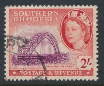 Southern Rhodesia  SG 87  SC# 90  Used  Birchenough Bridge   see scans