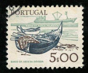 Portugal, 1978, $5.00, Development of Working Tools, MC #1389 (T-8372)