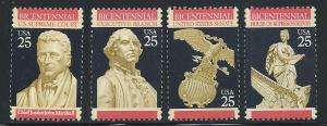 UNITED STATES SC# 2412-15 VF MNH 1987-9