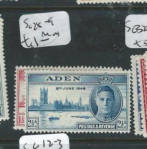 ADEN (P0408B) KGI   PEACE SG28-9   MOG
