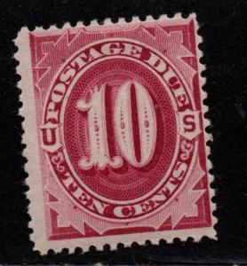 $US Sc#J26 M/H/F, Cv. $165