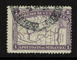 Venezuela SC# 141, Used - S11328