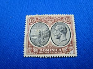 DOMINICA  1922  -  SCOTT # 69    MNH