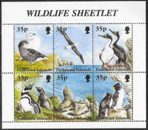 Falkland Islands 643 MNH - Wildlife