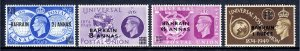 Bahrain - Scott #68-71 - MNH - Minor gum glazing - SCV $5.00