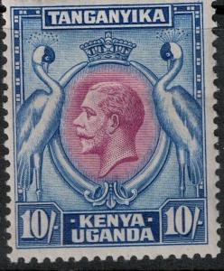 KUT SC 58 1935 Mint SCV$ 110.00
