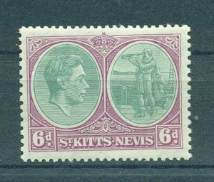 St. Kitts & Nevis sc# 85 mnh cat value $6.00