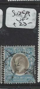 EAST AFRICA & UGANDA   (PP0106B)  KE  8 A   SG25A       VFU