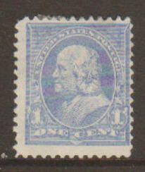 United States #246 Mint