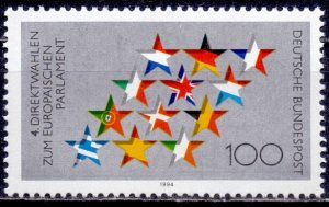 Germany. 1994. 1724. The European Parliament. MNH.