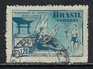 BRAZIL 725 VFU SPORTS L930-3
