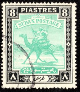 Sudan Scott 48 Used.