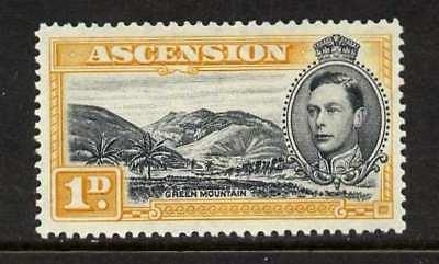 Ascension Island 41c MH Green Mountain