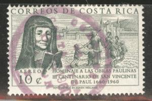 Costa Rica Scott C298 Used airmail