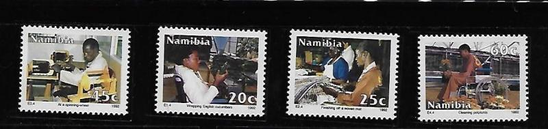 Namibia 1992 Disabled Workers MNH A656